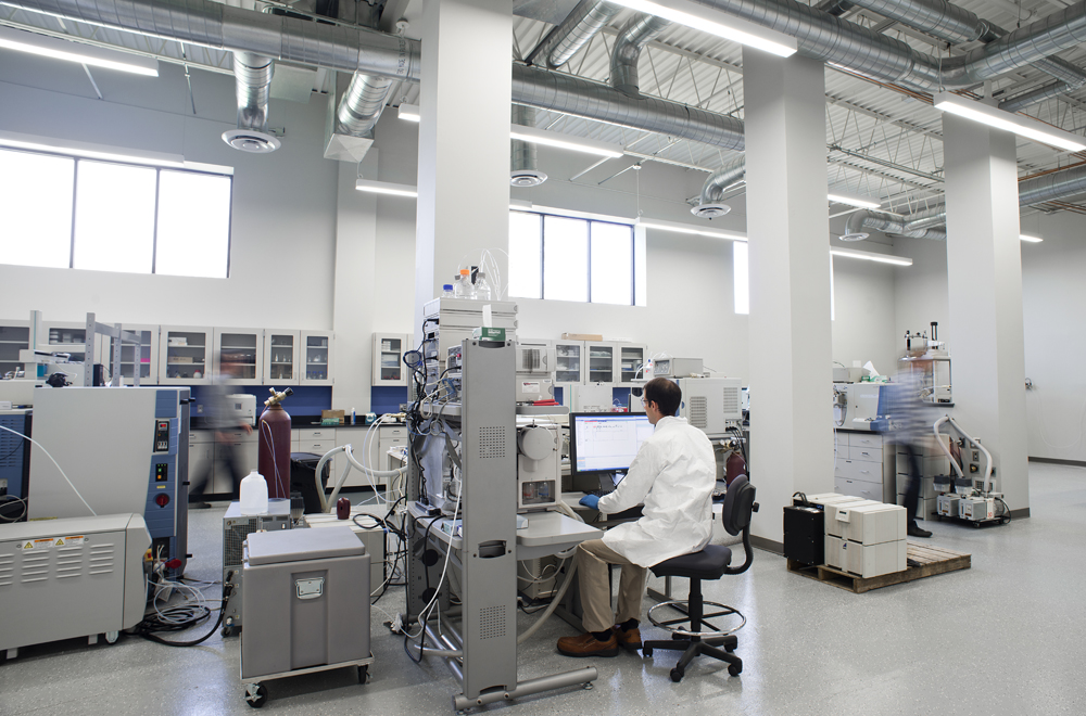Main Instrument lab